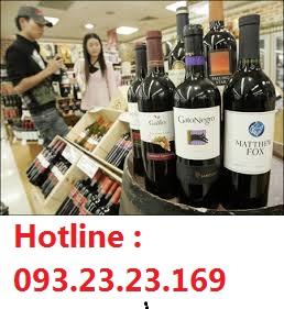 Xin giấy phép phân phối rượu toàn quốc