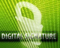 Chữ ký số và ứng dụng