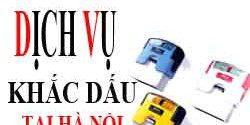 Khắc dấu tại Hà Nội