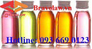 Công bố tiêu chuẩn chất lượng tinh dầu
