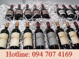 Giấy phép nhập khẩu rượu