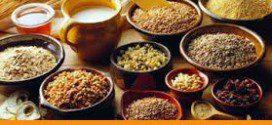 Công bố ngũ cốc dinh dưỡng