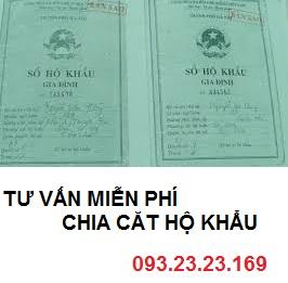 Nhập tách hộ khẩu tại Hà Nội