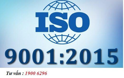 dịch xin giấy chứng nhận hệ thống quản lý chất lượng ISO 9001: 2015