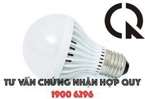 Dịch vụ hợp quy sản phẩm đèn led chiếu sáng (TCVN 8781:2015)