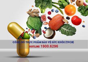 Hồ sơ , thủ tục công bố Thực phẩm bảo vệ sức khỏe