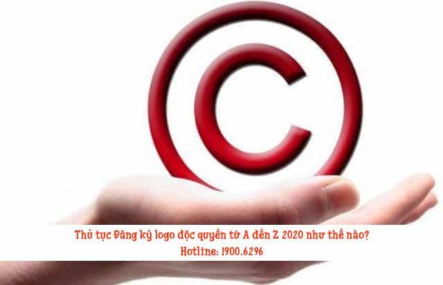 Thủ tục Đăng ký logo độc quyền từ A đến Z 2020 như thế nào?