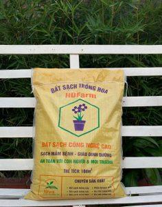Dịch vụ chứng nhận TCCS cho đất sạch trồng cây, đất hữu cơ
