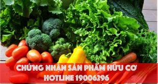 Dịch vụ chứng nhận sản phẩm hữu cơ - Organic