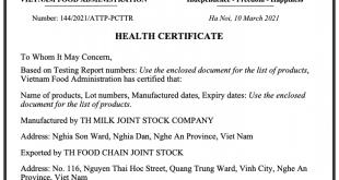Dịch vụ xin Giấy chứng nhận y tế – Health Certificate (HC)