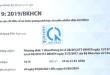 Dịch vụ hợp quy đèn led chiếu sáng QCVN 19:2019 BKHCN
