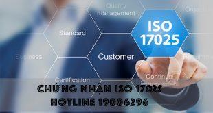 Chứng nhận 17025:2017, tư vấn hệ thống và đăng ký chứng nhận