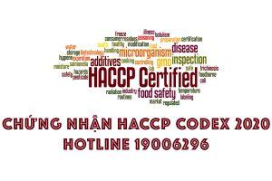 chung nhan haccp codex 2020